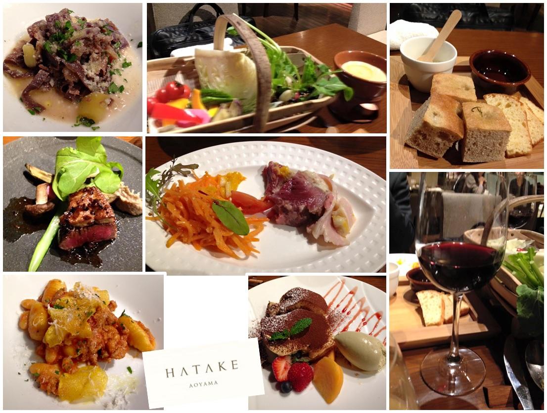 Hatake dinner